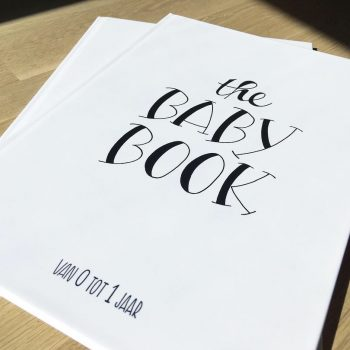 BIG NEWS - THE BABY BOOK!